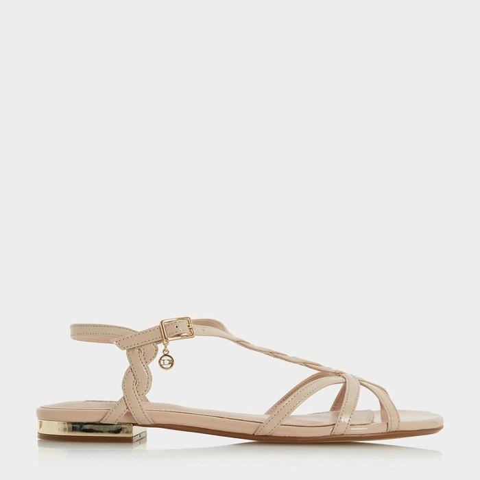 Sandales à brides plates - newark Dune London