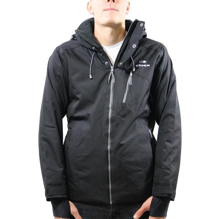 M Noir Homme Jacket Defender Eider Veste La Manhattan FwqgEExzO