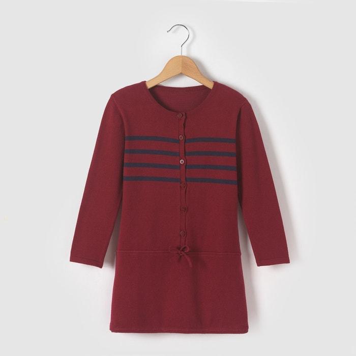 Vestido-camisola 3-12 anos abcd'R