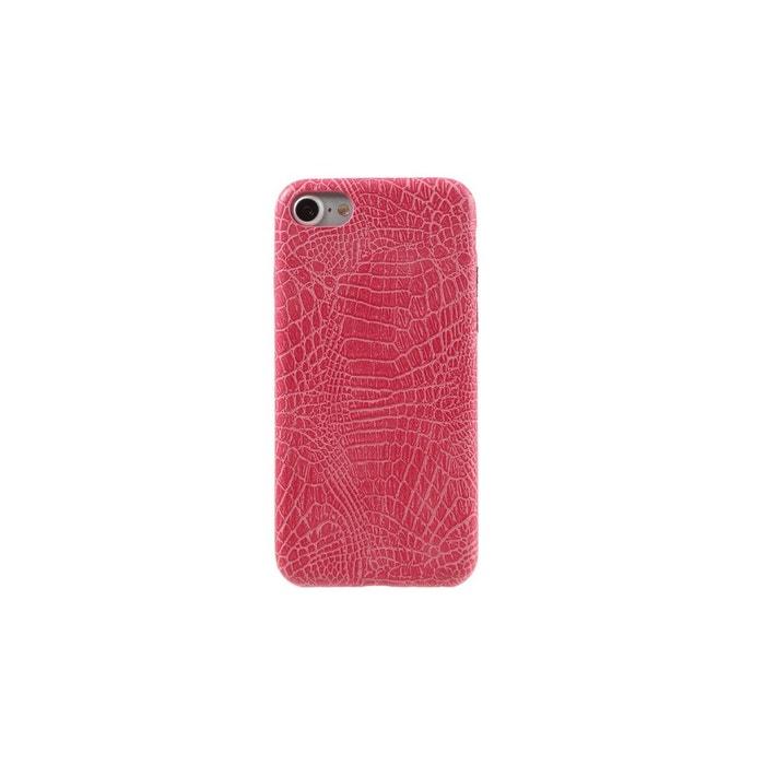 coque iphone 7 fine rose