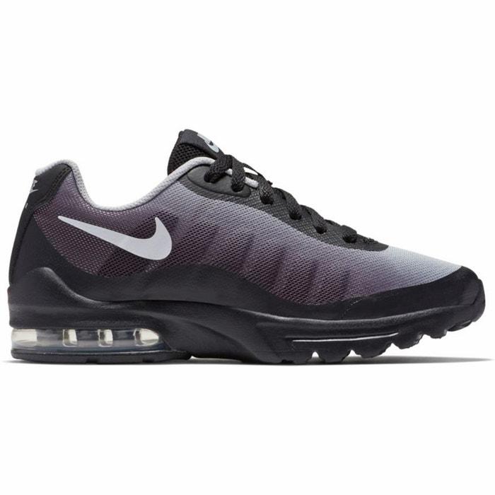 watch 61062 4b698 Air max invigor print kids trainers , black grey, Nike   La Redoute