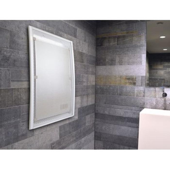 Chauffage Panneau mica - Modèle à poser - IP24 - Idéal pour salle de bain !