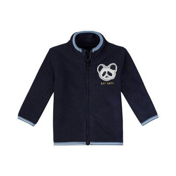 En Bébé Polaire Marine Veste Sanetta Vêtements Panda xPTqS