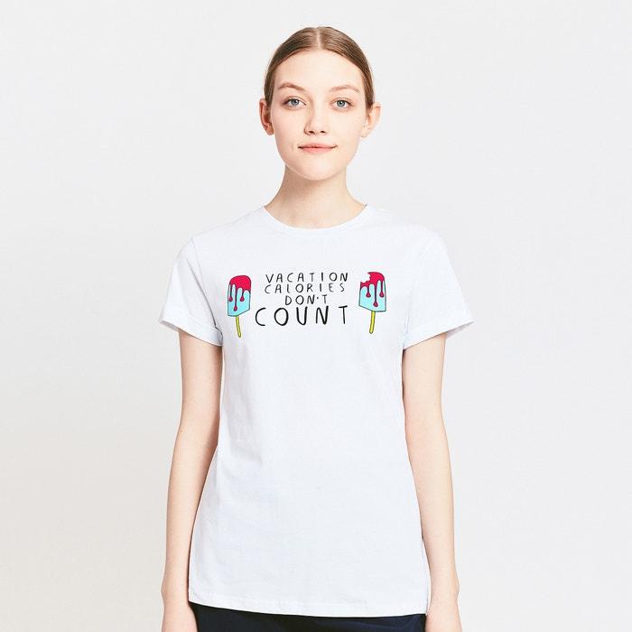 afbeelding Bedrukt T-shirt met korte mouwen MIGLE+ME