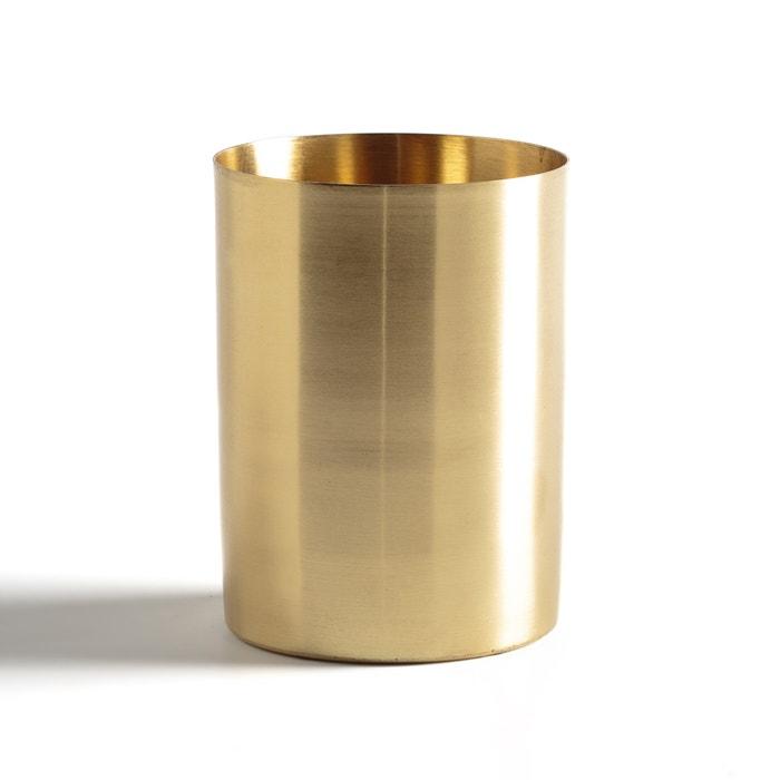 Vaso para baño de color dorado ximia dorado La Redoute Interieurs ... d5b2e370272e