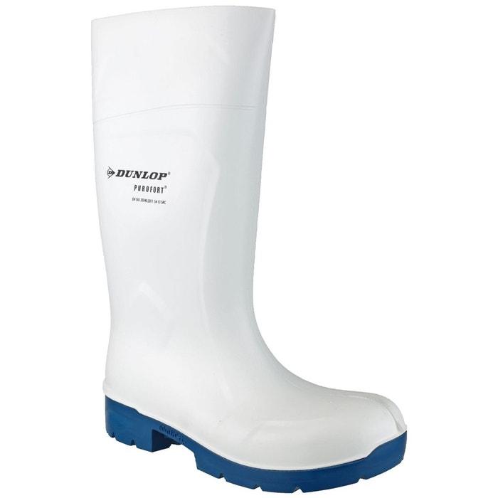 Dunlop food multigrip - bottes de sécurité - femme  blanc Dunlop  La Redoute