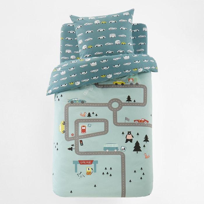 OSCAR Children's Cotton Duvet Cover  La Redoute Interieurs image 0