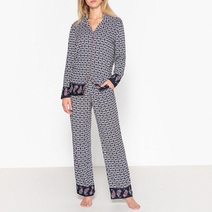 Пижама с рубашкой  La Redoute Collections image 0