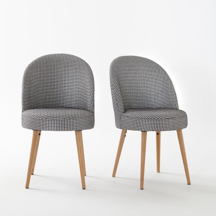 Confezione da 2 sedie da tavolo, QUILDA  La Redoute Interieurs image 0