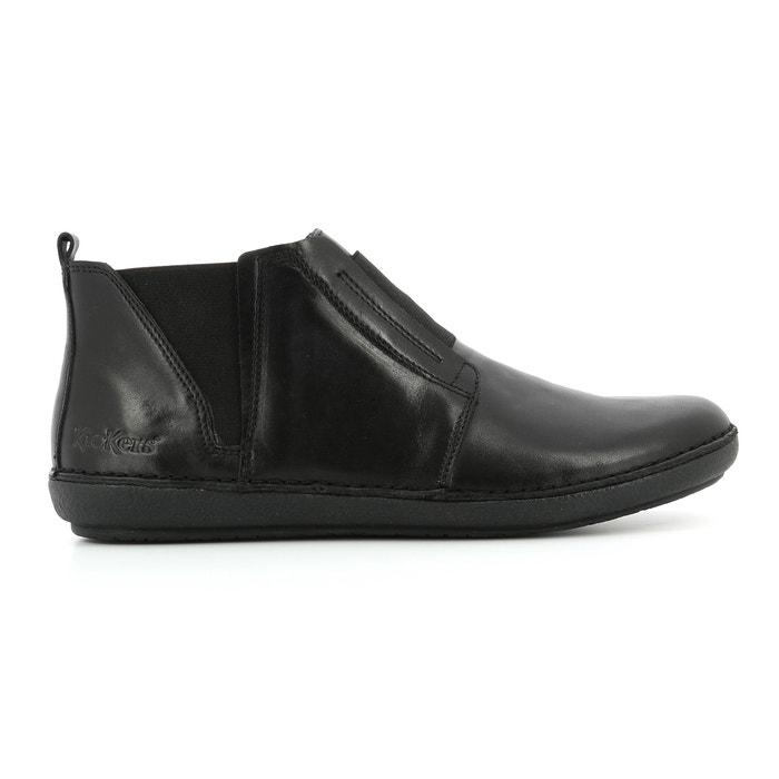 alta de ca Zapatillas piel Fonzine de a KICKERS SwPzan