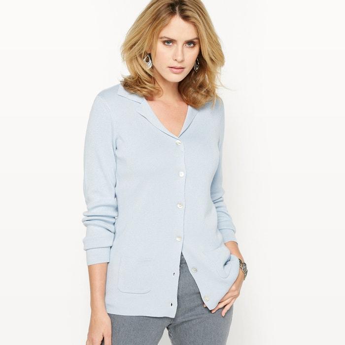 afbeelding Cardigan-jasje, tailleurkraag ANNE WEYBURN
