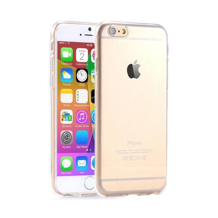 coques transparentes iphone 6