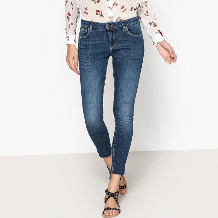 Loren Skinny Ankle Grazer Jeans  REIKO image 0