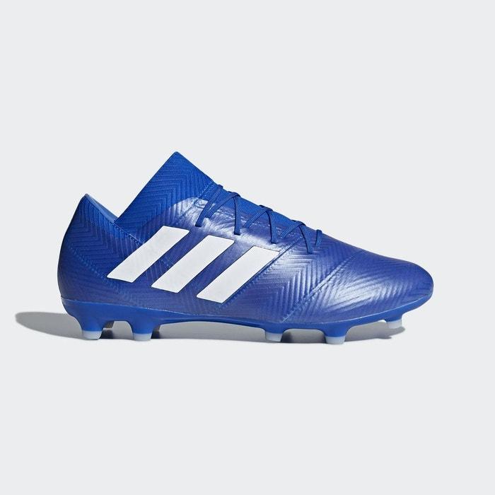 2 La Chaussure Souple Terrain Nemeziz 18 Adidas Bleu Performance qwCzf
