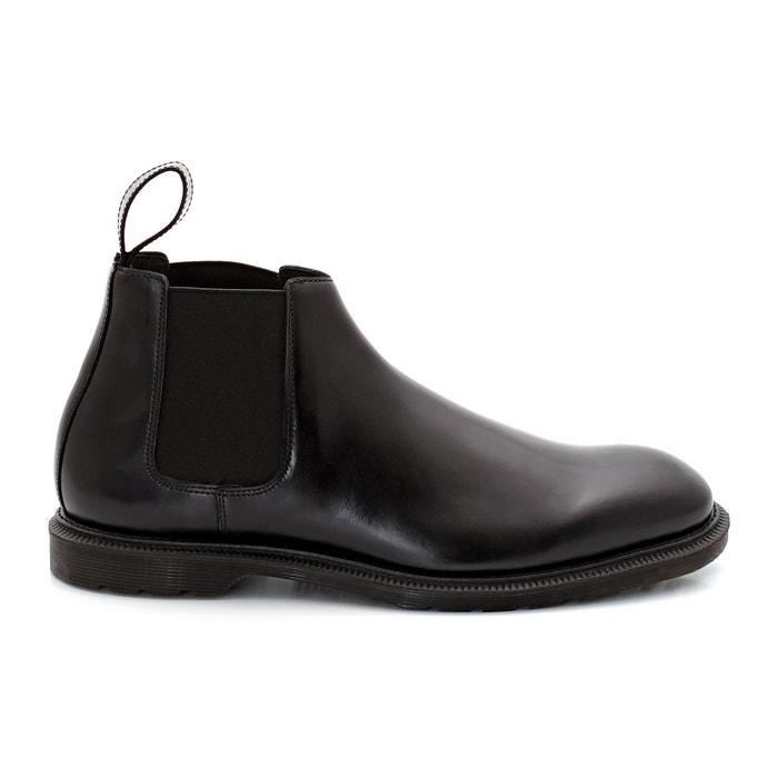 afbeelding Boots in leer Dr Martens Wilde Low Chelsea Boot DR MARTENS