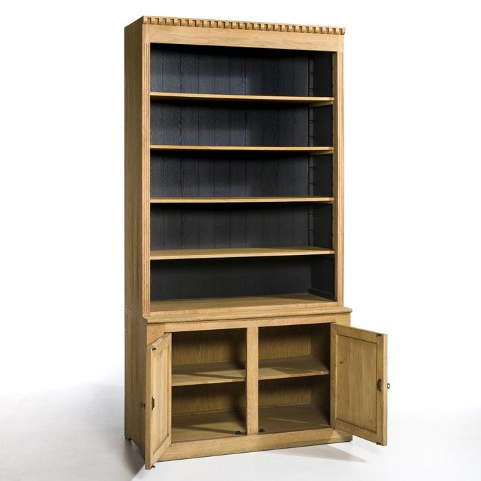 b cherregal aria eiche massiv am pm la redoute. Black Bedroom Furniture Sets. Home Design Ideas