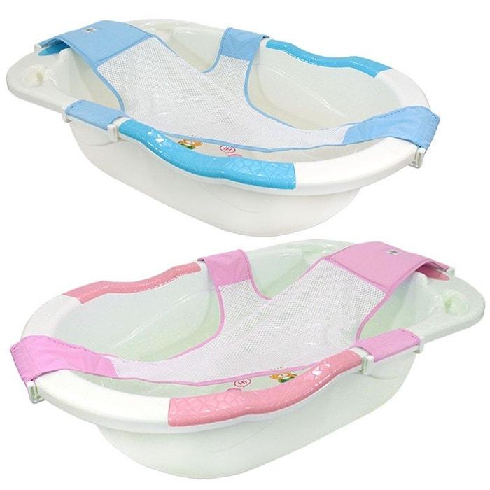 Baignoire b b volutive avec hamac de bain grip - Baignoire bebe pour baignoire d angle ...