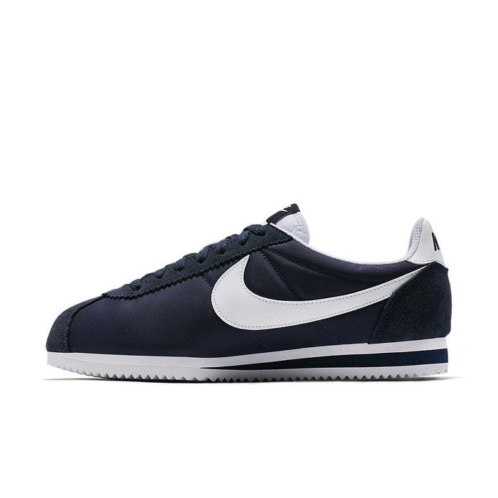 buy online 351f3 3f8db Basket nike classic cortez nylon - 807472-410 bleu Nike   La Redoute