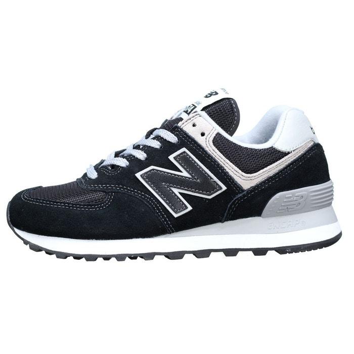 Basket New Balance Ml574egk 633531 - 60 122 Noir 6x7sW