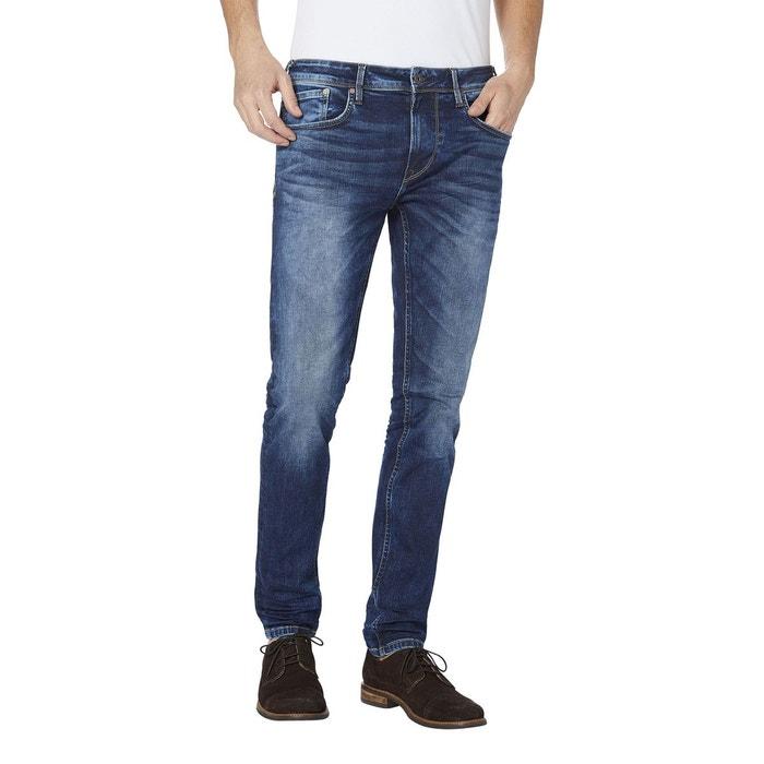 36c1ecb30940b Jean skinny finsbury Pepe Jeans   La Redoute