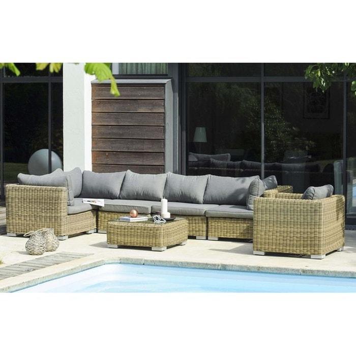 Awesome Salon De Jardin Resine Tressee La Redoute Ideas - Amazing ...