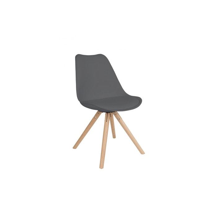 Chaises scandinave tryck boite design boite a design la redoute - Chaise scandinave la redoute ...