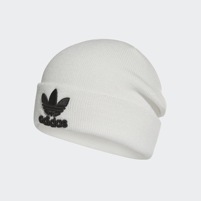 Bonnet trefoil blanc Adidas Originals | La Redoute Qualité Supérieure Sortie RE44sxWOE