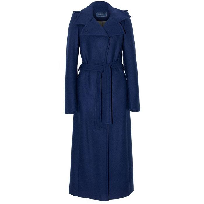 Renoma du manteau long Coutures Détails BlueLa Redoute 5j3RL4Aq