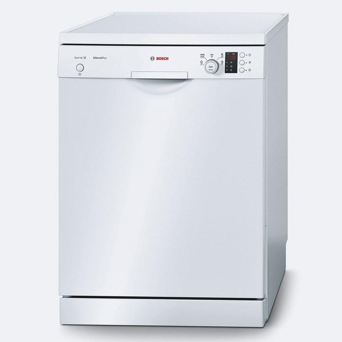 Lave-vaisselle SilencePlus SMS25CW00E