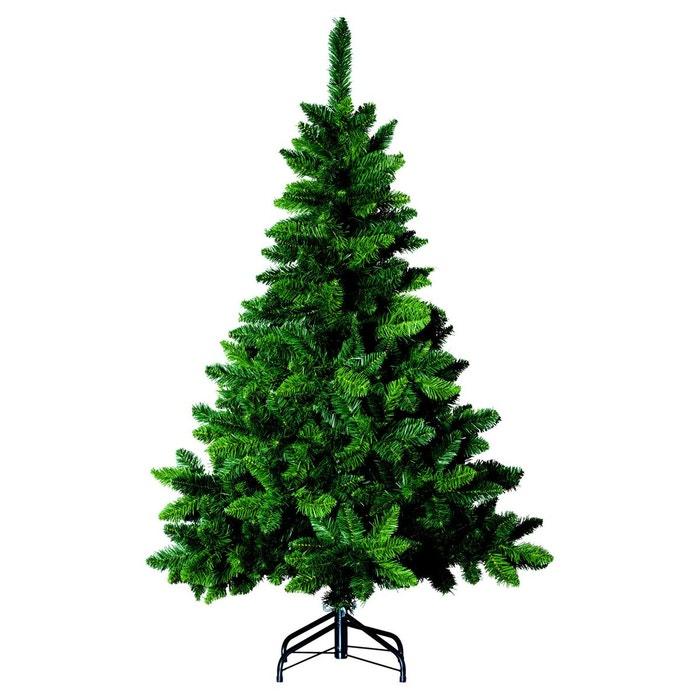 sapin de no l artificiel blooming h 150 cm vert vert feerie christmas la redoute. Black Bedroom Furniture Sets. Home Design Ideas