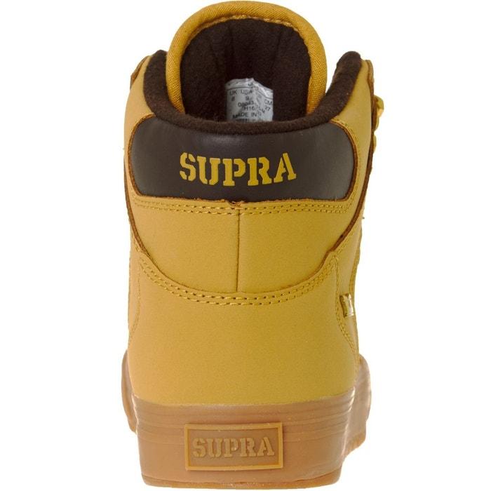 Chaussure vaider cold weather - winterized brun Supra