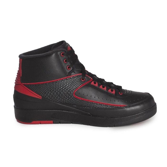 Baskets nike air jordan 2 retro - 834274001 noir Nike