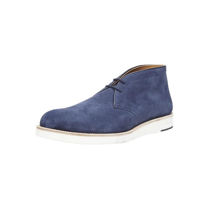 Boot derby en bleu marine bleu Shoepassion