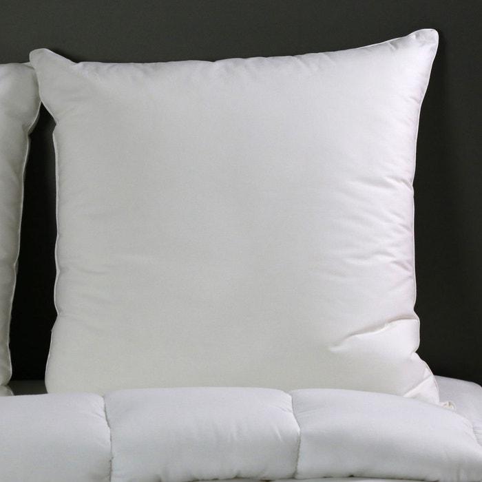 oreiller synth tique anti punaise de lit blanc dodo la. Black Bedroom Furniture Sets. Home Design Ideas