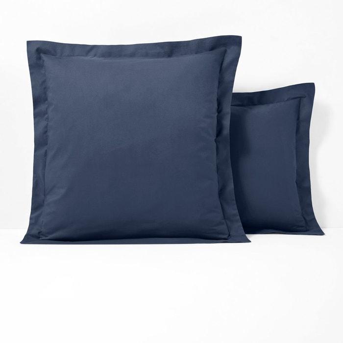 taie oreiller scenario Taie d'oreiller coton à volant plat Scenario | La Redoute taie oreiller scenario