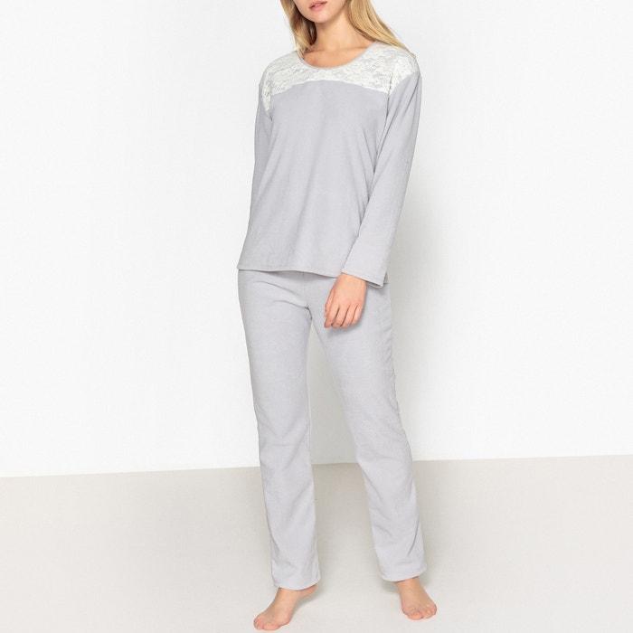Datcha Warm Micro-Fleece Pyjamas  LE CHAT image 0