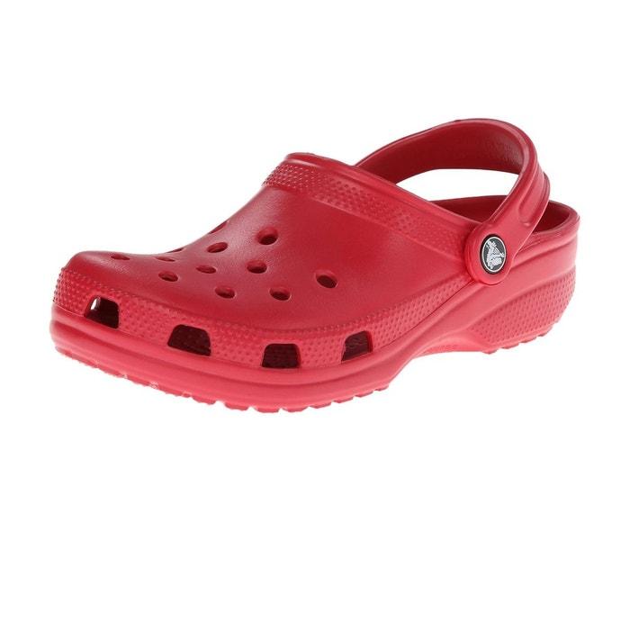 Sabots adulte crocs classic ad pepper rouge Crocs
