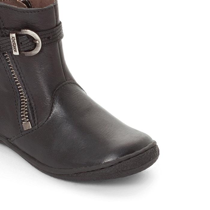 Image Boots cuir CAMERON KICKERS