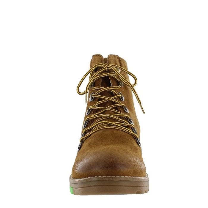 Ulli bottes aurores boréales à lacets Marta Jonsson