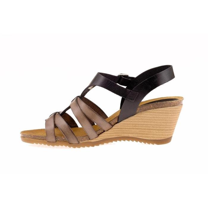 Sandale gris Vaquetillas