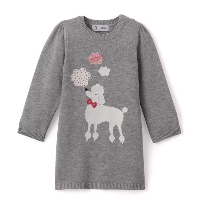 Image Abito in maglia 1 mese - 3 anni La Redoute Collections