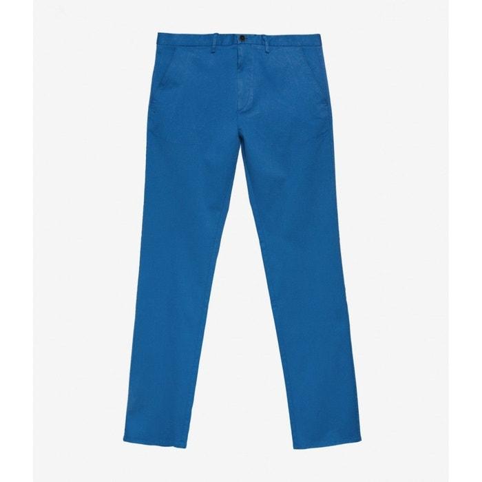 a643a7c02b Pantalon c-rice-1-1-w bleu Boss Green