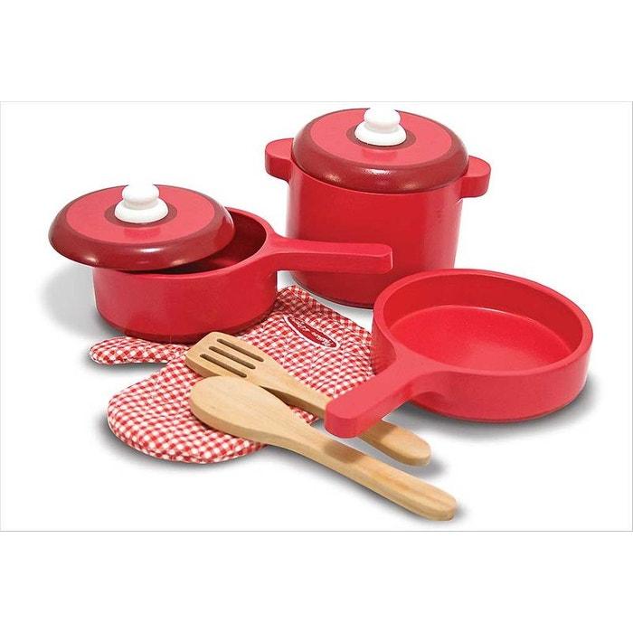 Accessoires de cuisine couleur unique melissa et doug la for Accessoires et ustensiles de cuisine