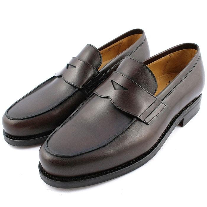 Exclusif Paris Mocassins Lord Noir - Livraison Gratuite avec - Chaussures Mocassins Homme