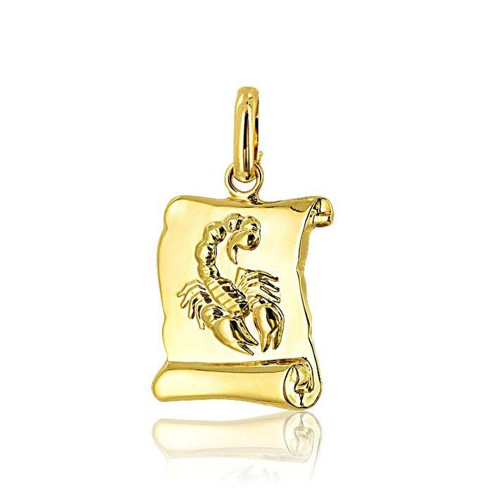 Médaille plaqué or dore Cleor   La Redoute Réduction Des Achats En Ligne Vente Boutique 6XnGqR6