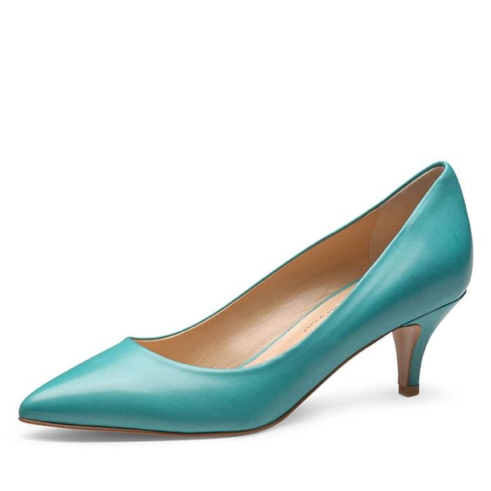 Escarpins femme  turquoise Evita  La Redoute