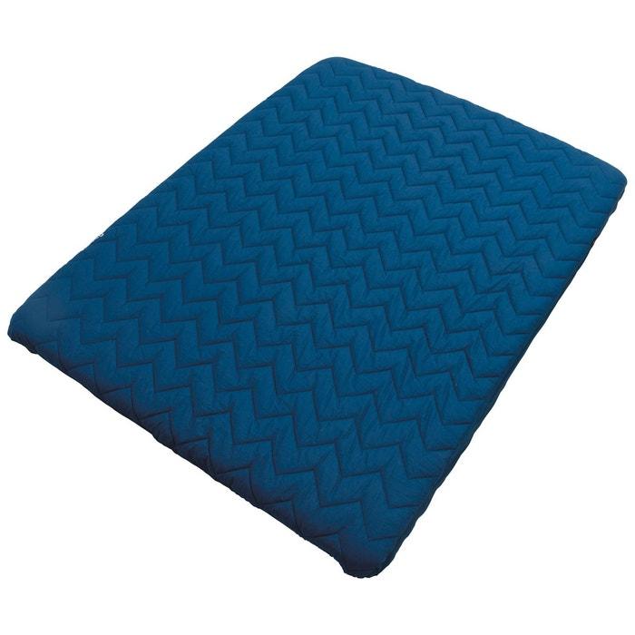 cubitura double matelas bleu bleu outwell la redoute. Black Bedroom Furniture Sets. Home Design Ideas