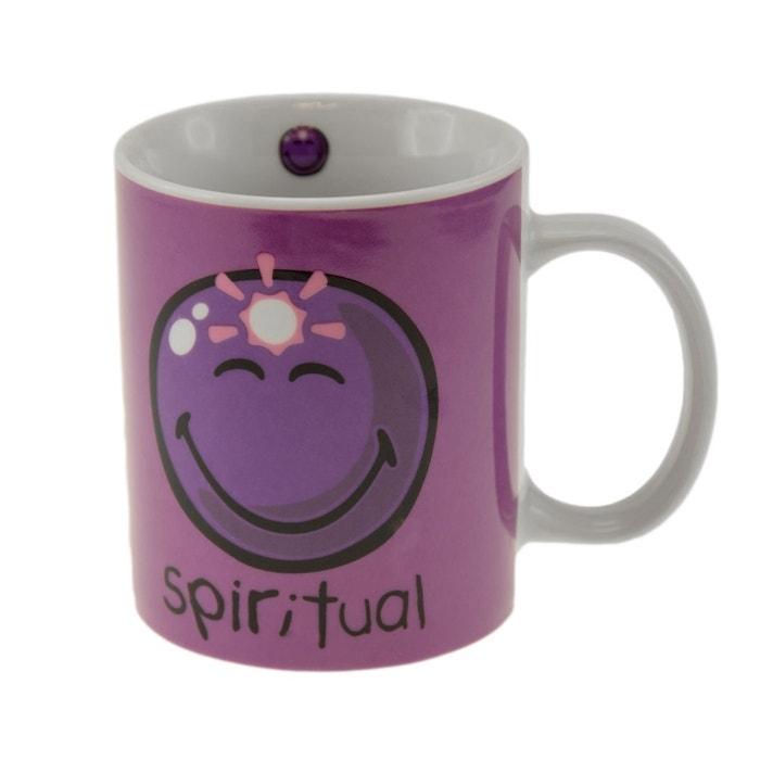 mug violet happy colors spiritual violet incidence la redoute. Black Bedroom Furniture Sets. Home Design Ideas