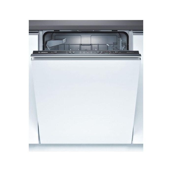lave vaisselle encastrable smv50e60eu int gr bosch la redoute. Black Bedroom Furniture Sets. Home Design Ideas
