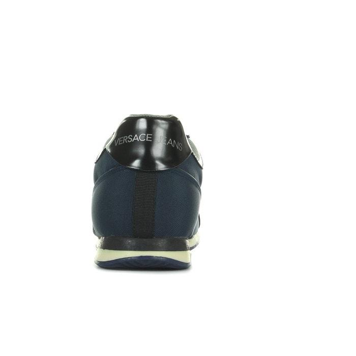 Sneaker uomo disa2 nylon bleu marine/noir Versace